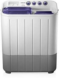 Samsung 7.2Kg Semi-Automatic Top Loading Washing Machine(WT725QPNDMP)