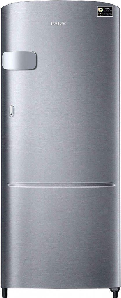 Samsung 192 L  5 Star Direct Cool Single Door Refrigerator