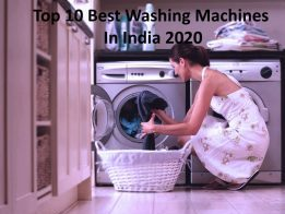 Top 10 Best Washing Machines In India 2020-