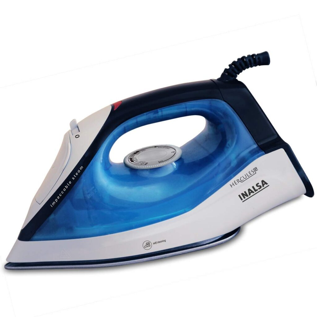 Inalsa Hercules 1400 W Steam Iron