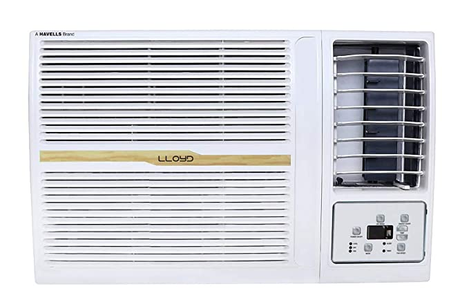 Lloyd 1.5 Ton 3 Star Window AC (Copper LW19B32EW White)