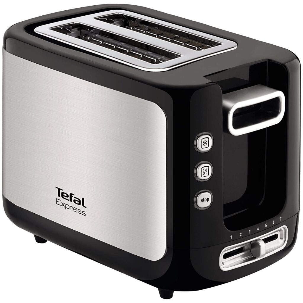 Tefal Express 850 W Pop Up Toaster