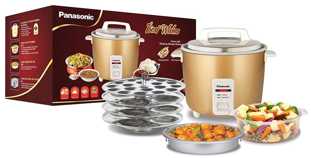 Panasonic SR-W18GH CMB Food Steamer, Rice Cooker  4.4 L