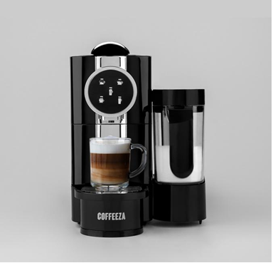 Coffeeza Lattisso Coffee Making Machine
