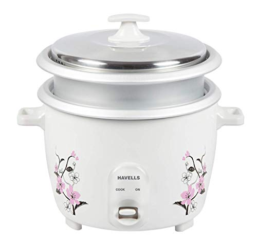 Havells GHCRCCGW070 1.8 L Electric Cooker
