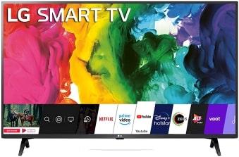 LG 108 cm (43 inches) Full HD LED Smart TV 43LM5650PTA (Ceramic Black)