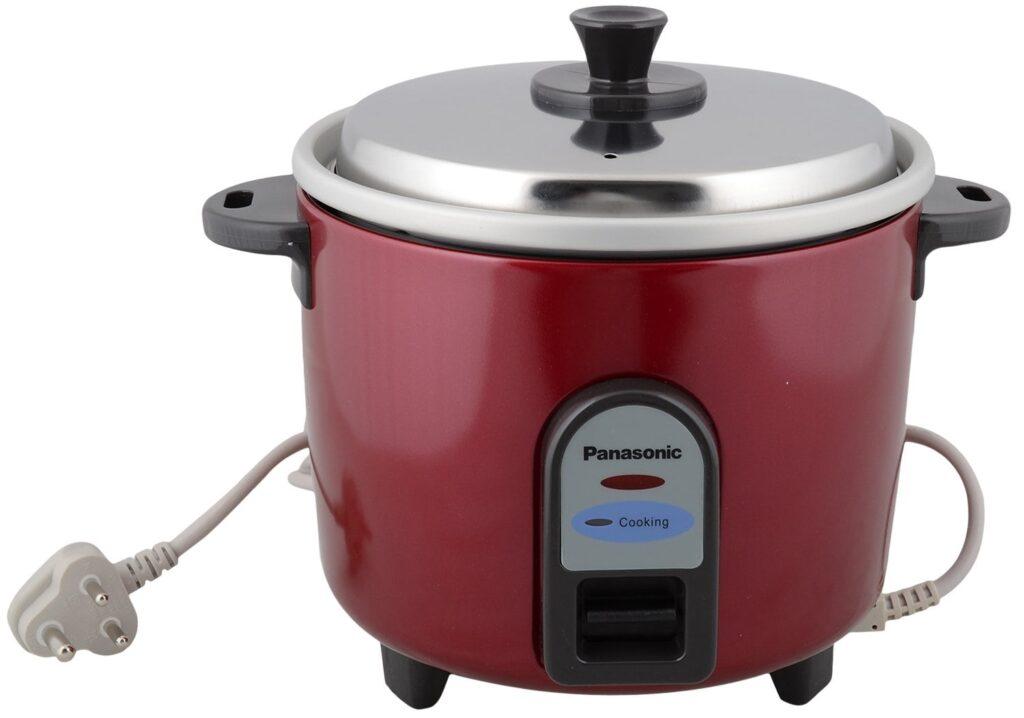 Panasonic SR-WA10 ge9 Automatic Electric Rice Cooker (Burgundy)