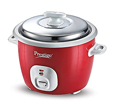 Prestige Delight Electric RIce Cooker Cute 2.8 - 2 Electric Rice Cooker  (2.8 L, Silky Red)