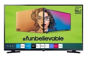 Samsung 108 cm (43 inches) Full HD LED Smart TV UA43T5350AKXXL (Glossy Black)