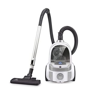 Kent KSL-160 Bagless Dry Vacuum Cleaner  (Silver, White)