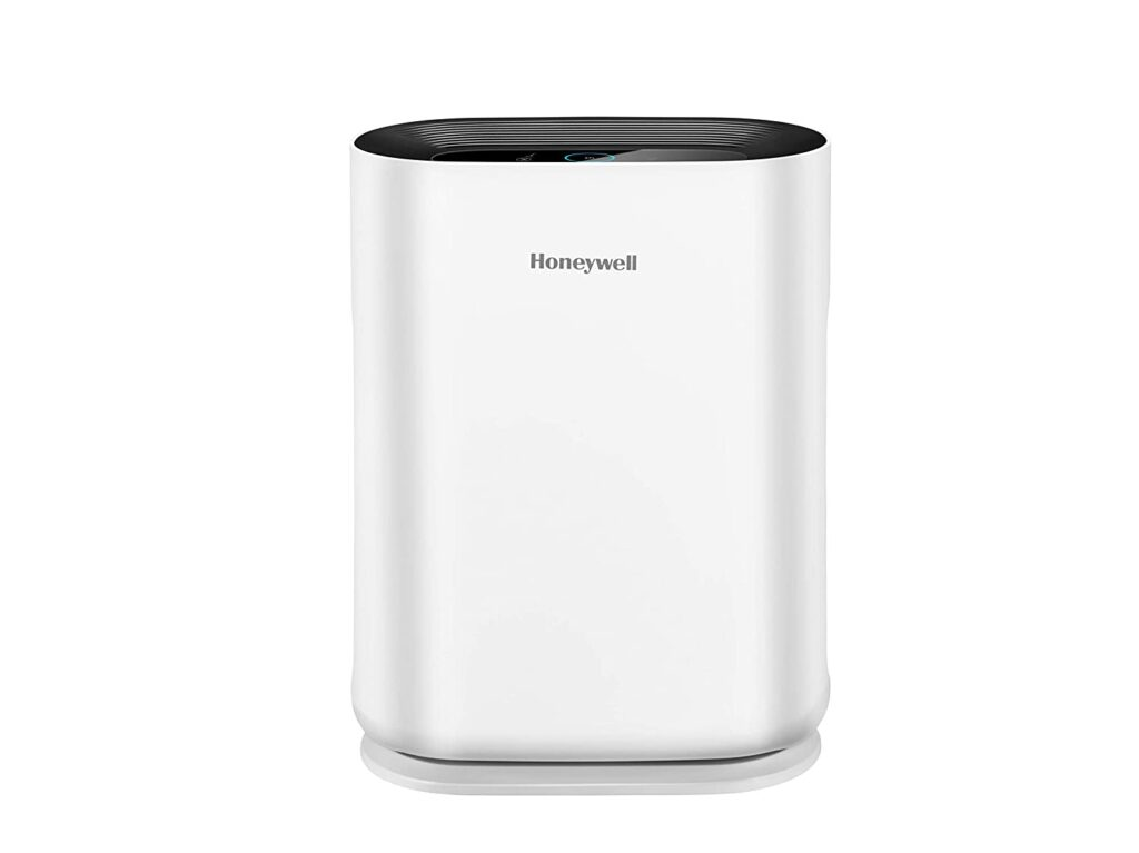 Honeywell HAC25M1201W 53-Watt Air Purifier For Room