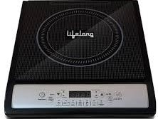 Lifelong Inferno LLIC20 1400-Watt Induction Cooktop (Black)