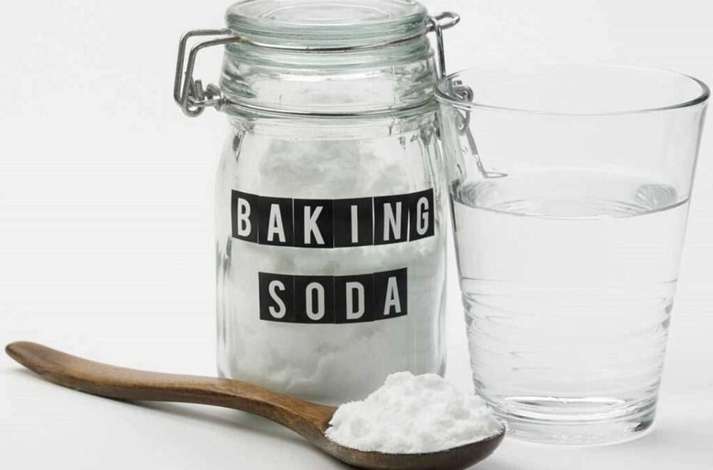 Baking Soda Microwave Cleaning Method