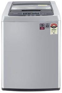LG 6.5 Kg 5 Star Smart Inverter Fully-Automatic Top Loading Washing Machine (T65SKSF4Z)
