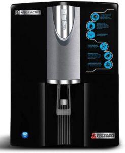 Aqua Active RO+UV+UF+MAT, 10 Liters, 14 Stage Alkaline Mineral Water Purifier
