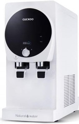CUCKOO King Top Alkaline Water Purifier | Hot & Cold Alkaline Water Feature | Advanced Nano Positive Filtration (Recommended up to 350 TDS or Govt. Water Supply)