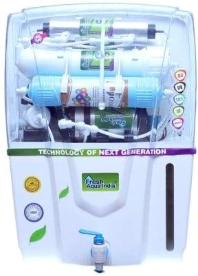 DE® FRESH AQUA INDIA Water Purifier with RO