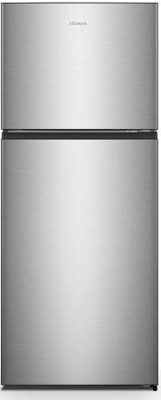 Hisense 411 L 2 Star Inverter Frost-Free Double Door Refrigerator (RT488N4ASB2)