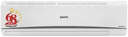 Sanyo 1.5 Ton 3 Star Dual Inverter Split AC (SI/SO-15T3SCIC White)
