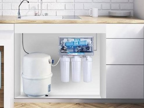 Best under the sink water purifiers