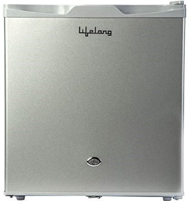 Lifelong 50 L Direct Cool Single Door Refrigerator (LLMB50, Silver)