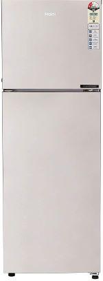 Haier 258 L 2 Star Frost Free Double Door Refrigerator(HEF-25TGS)