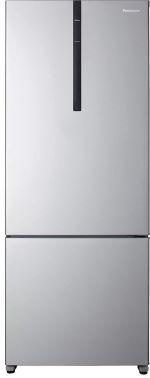 Panasonic 450 L 3 Star ( 2019 ) Inverter Frost-Free Double-Door Refrigerator (NR-BX468VVX3)