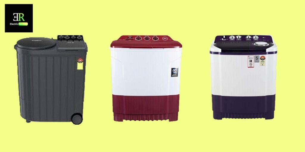 Best semi automatic washing machine in india